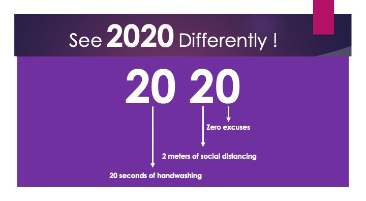 See 2020 Differently