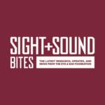 Sight + Sound Bites Logo