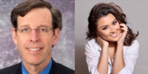 Barry Hirsch, MD and Elena LaQuatra